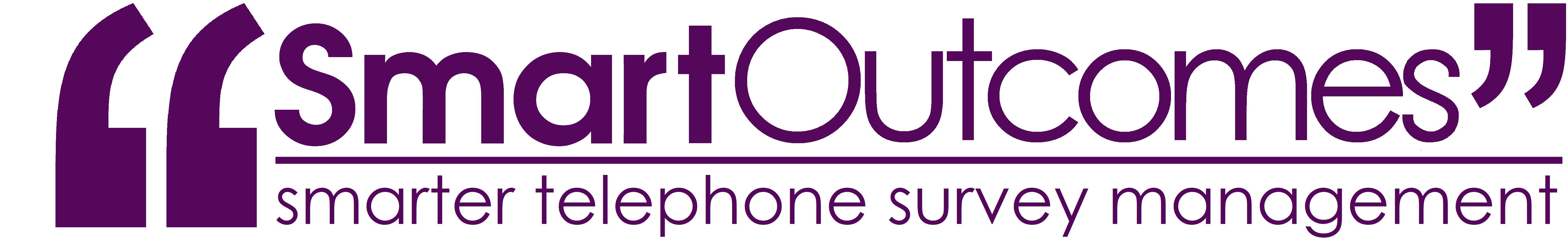 SmartOutcomes telephone survey management software