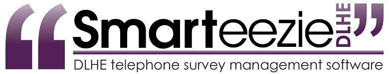 Smarteezie DLHE - DLHE telephone survey management software